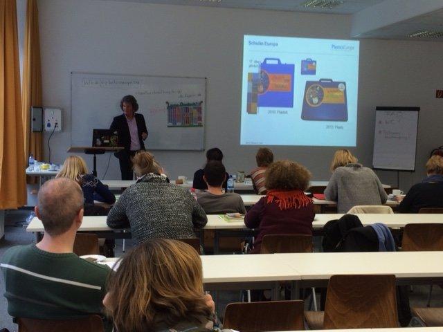 Gut besuchtes Kuno-Seminar an der FH in Berlin