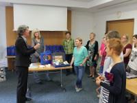 """Kuno-Seminar für die Initiative """"Chemie für Grundschüler"""""""
