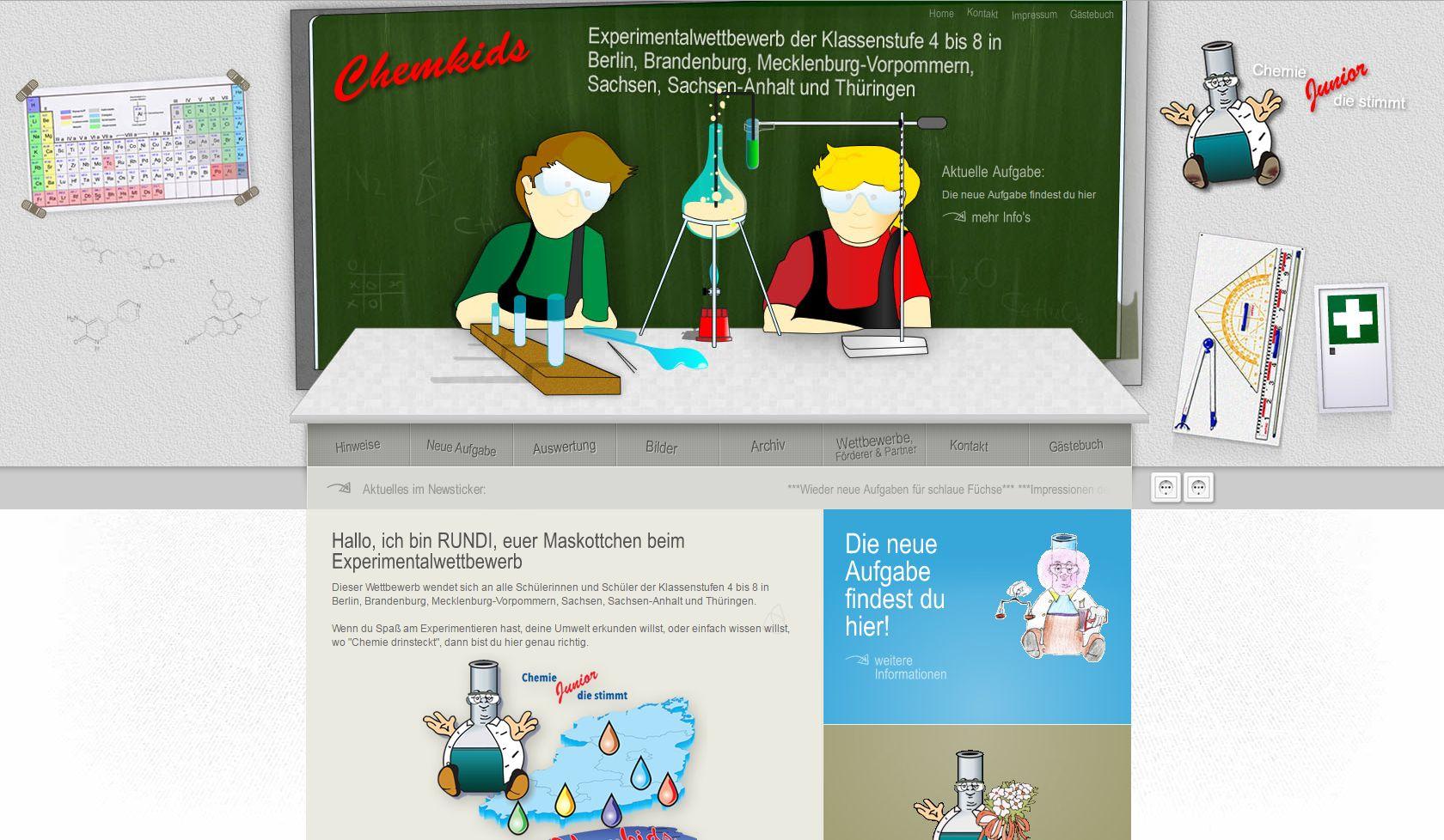 Der Chemkids-Wettbewerb begeistert Schüler mit spannenden Alltagsexperimenten