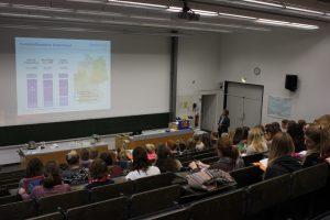 Lehrerseminar an der Uni Münster, Didaktik der Chemie 3