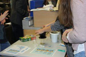 Lehrerseminar an der Uni Münster, Didaktik der Chemie 2