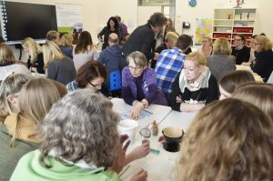 Kuno-Lehrerseminar in Lingen, Ems-Achse