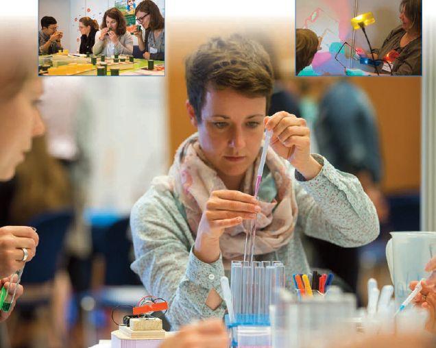 Lehrerfortbildung der Chemie-Verbände Baden-Württemberg in Bruchsal 2017