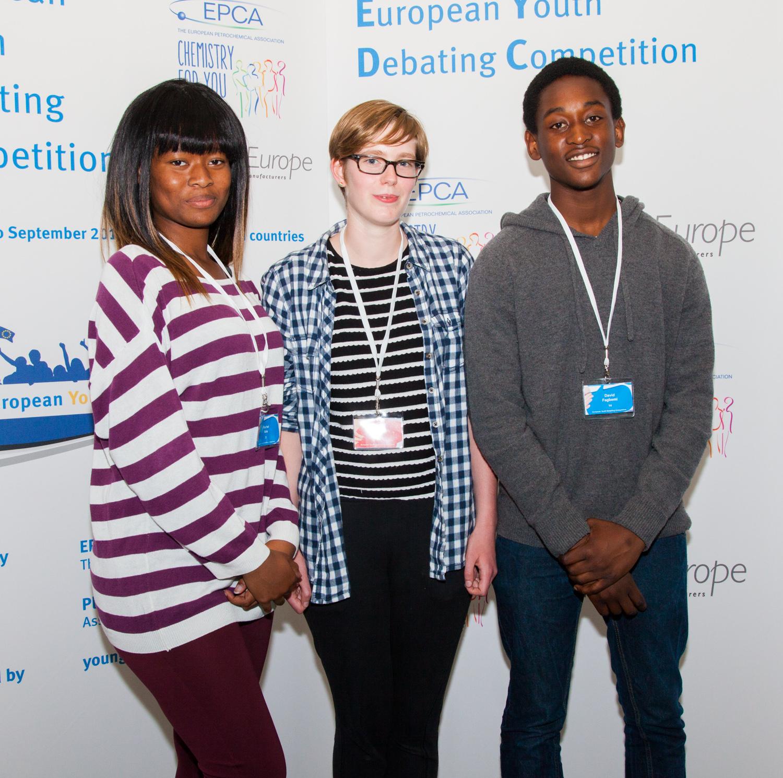 Gewinner London EYDC 2017