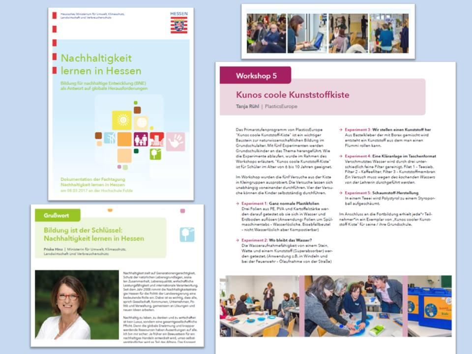 Nachhaltigkeit lernen in Hessen März 2017