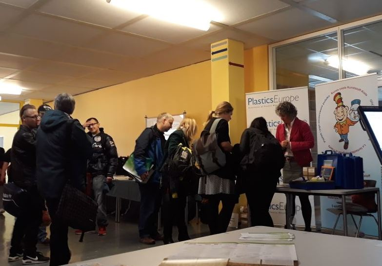 MNU-Tagung 2017 PlasticsEurope-Stand