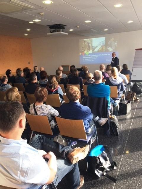 Vortrag Dr. Rüdiger Baunemann beim Lehrerkongress in Bruchsal
