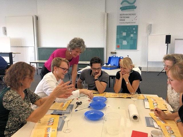 Lehrerseminar Beuth Hochschule 2018
