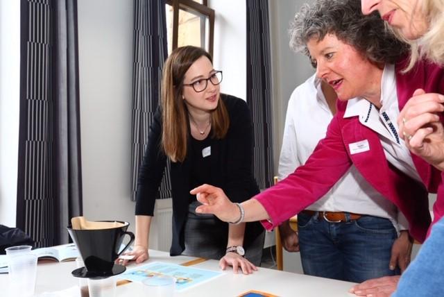 VCI Rheinland-Pfalz MINT Tag in Mainz März 2019