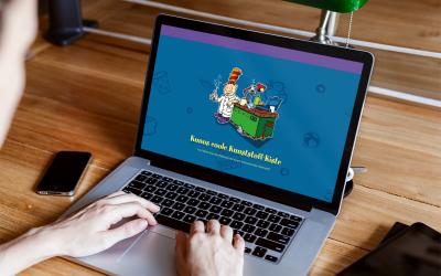 Kuno-Webseite im neuen Gewand