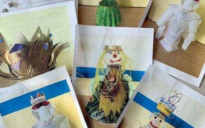 Sächsische Grundschule gewinnt Märchenwettbewerb