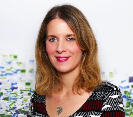 Katja Stache, Spezialistin für gesellschaftliches Engagement bei INEOS Styrolution © INEOS Styrolution